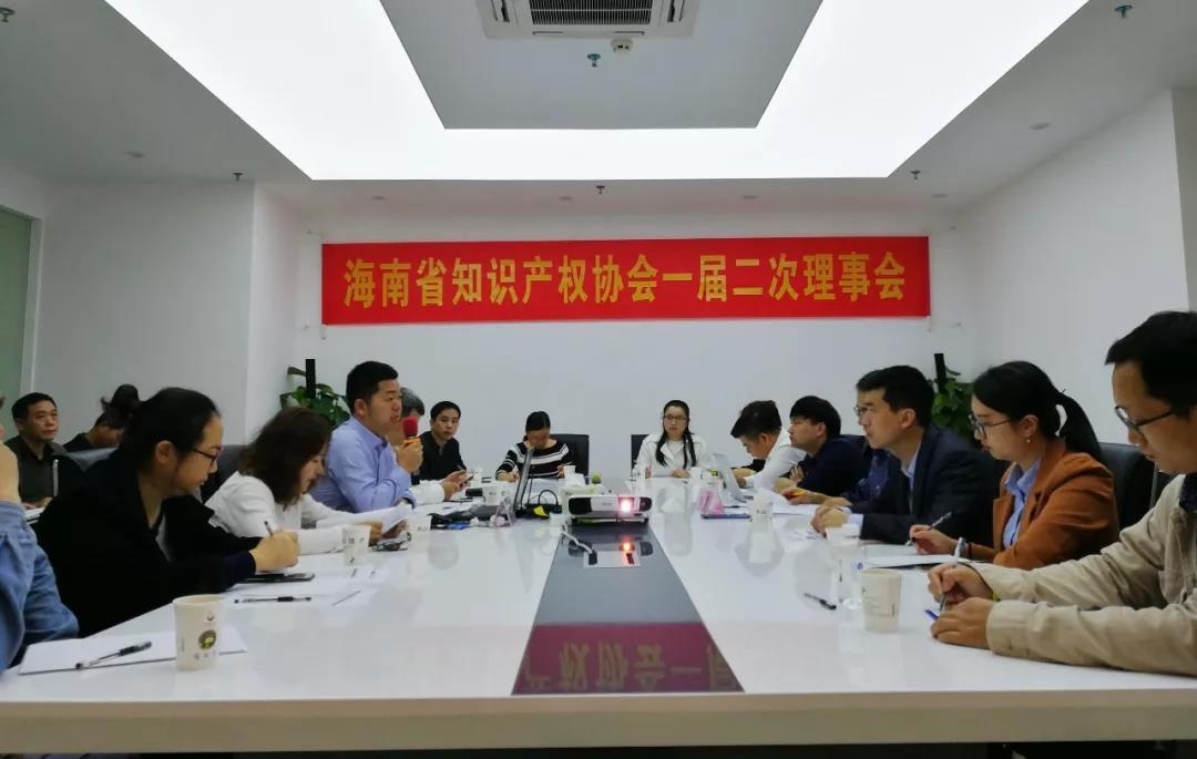 回顾 | 2018年,海南省知识产权协会又做了什么?